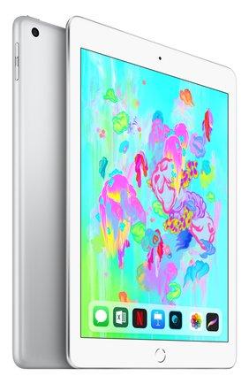 """iPad 9.7"""" Wi-Fi + Cellular 128GB Silver   Фото №1"""