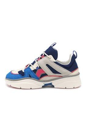 Комбинированные кроссовки Kindsay | Фото №3