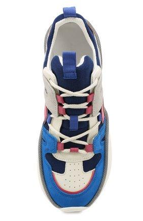 Комбинированные кроссовки Kindsay | Фото №5