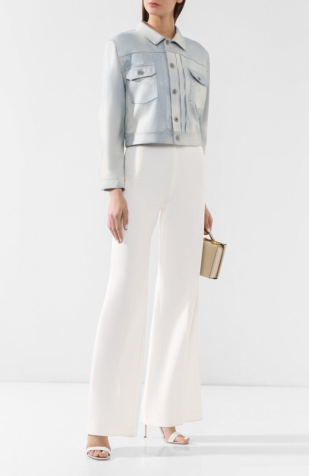 Джинсовая куртка Ralph Lauren голубой   Фото №2