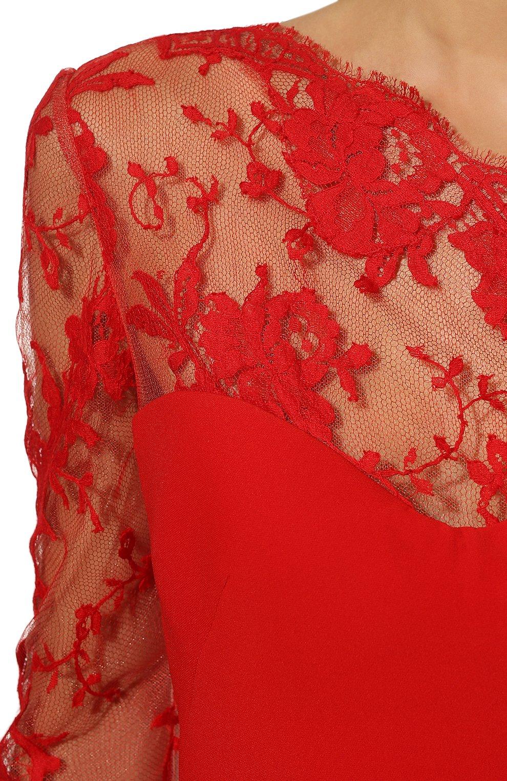Платье-макси | Фото №5