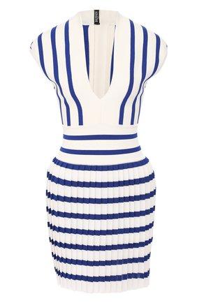 Платье в полоску | Фото №1