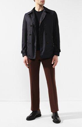 Мужская куртка MOORER темно-синего цвета, арт. SCAP/ARQUA-WK | Фото 2