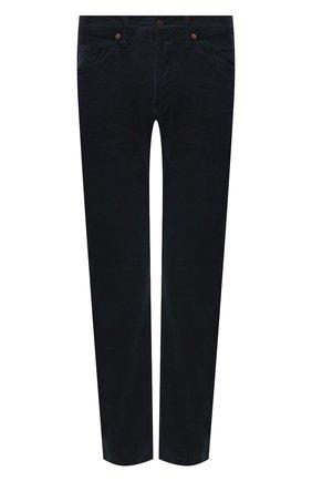 Мужские джинсы TOM FORD темно-синего цвета, арт. BSJ17/TFD002 | Фото 1