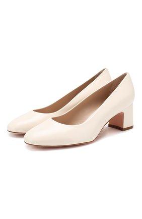 Кожаные туфли Mary Ann | Фото №1