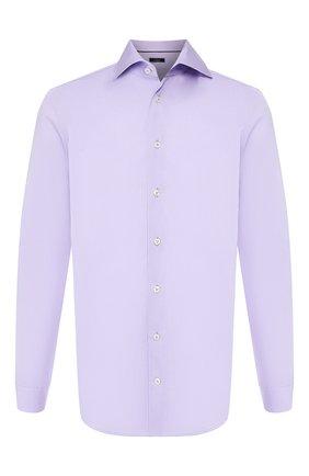 Мужская хлопковая сорочка VAN LAACK сиреневого цвета, арт. TIVARA2-PSF/160935 | Фото 1