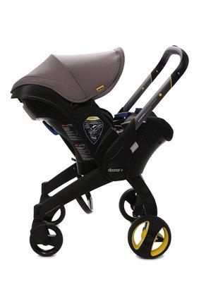 Детская коляска-автокресло doona+ SIMPLE PARENTING серого цвета, арт. SP150-20-030-015 | Фото 2