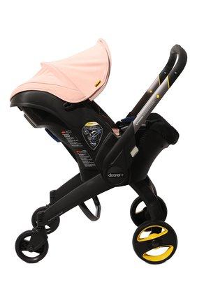 Детская коляска-автокресло doona+ SIMPLE PARENTING розового цвета, арт. SP150-20-035-015 | Фото 2