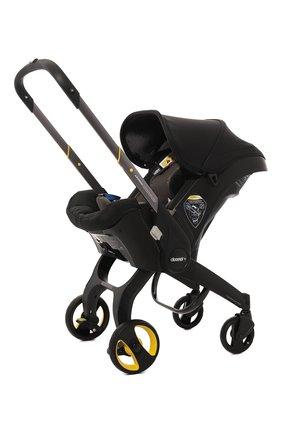 Детская коляска-автокресло doona+ SIMPLE PARENTING черного цвета, арт. SP150-20-033-015 | Фото 1