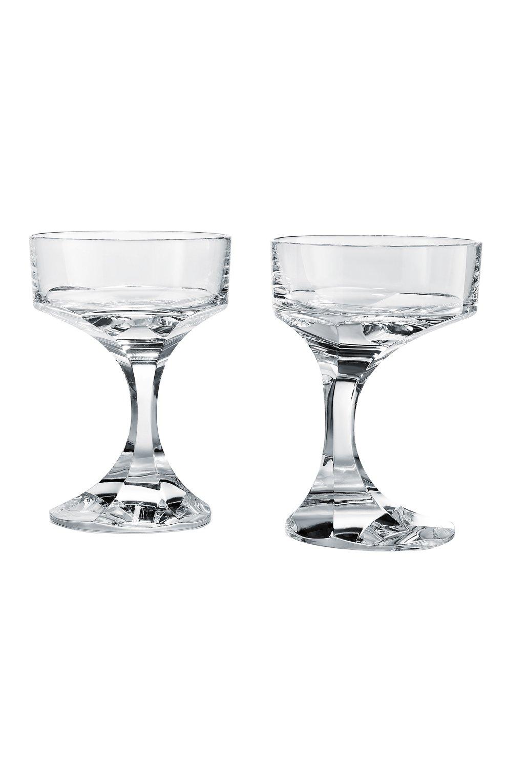 Мужского набор из 2-х фужеров для шампанского narcisse BACCARAT прозрачного цвета, арт. 2 812 667 | Фото 1