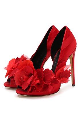 Текстильные туфли Sofra | Фото №1