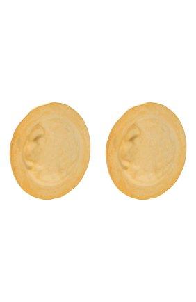 Серьги Loewe золотые   Фото №3