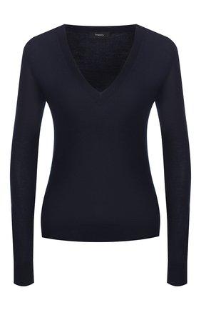 Пуловер из шелка и кашемира | Фото №1