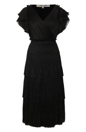 Многоярусное платье | Фото №1