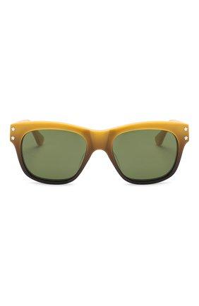 Детские очки OLIVER GOLDSMITH хаки цвета, арт. L0RD | Фото 2