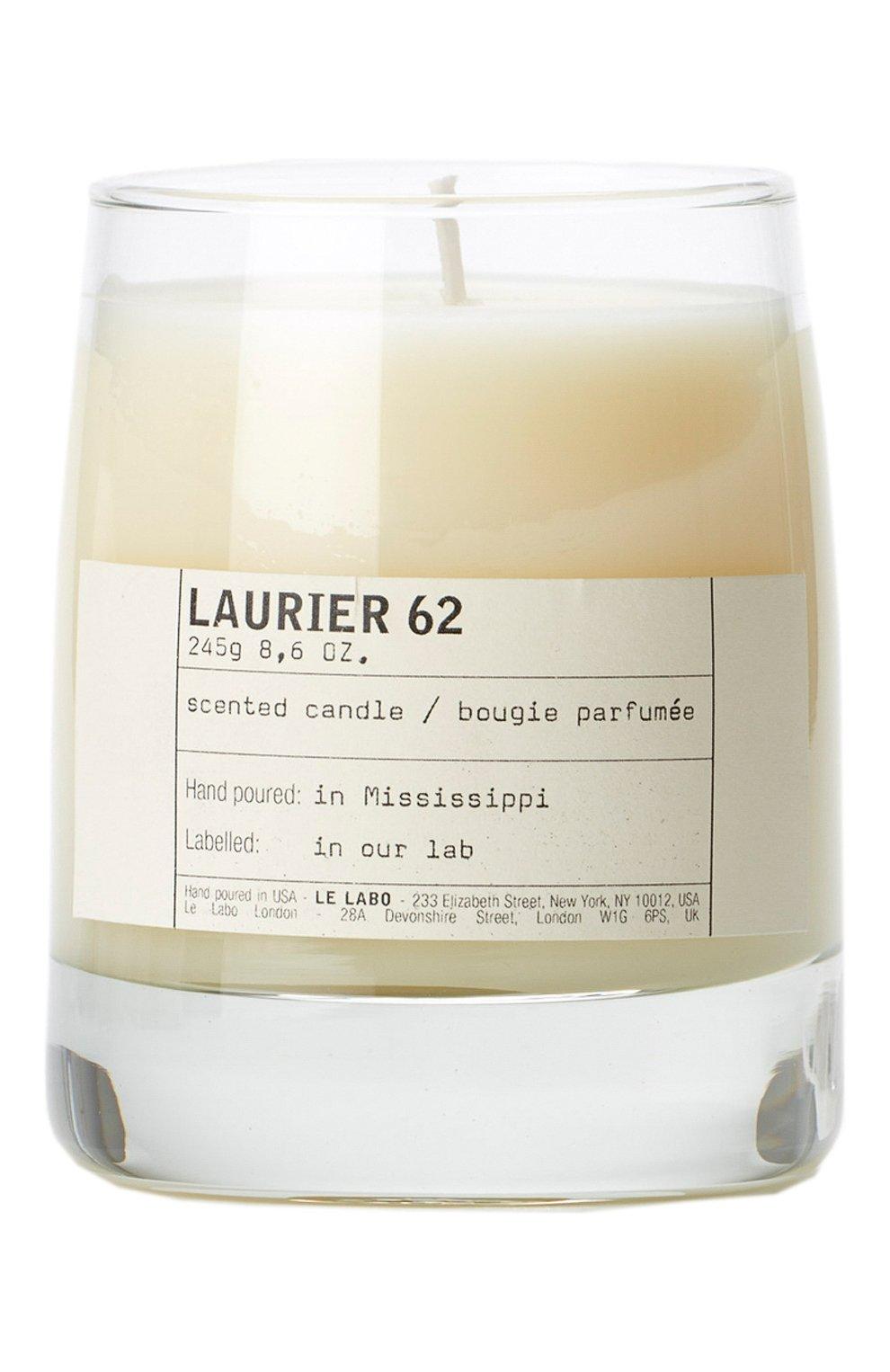 Свеча Laurier 62 | Фото №1