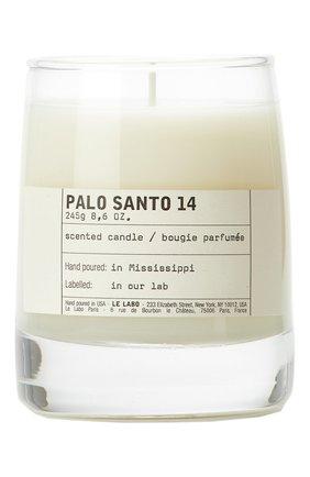 Свеча Palo Santo 14 | Фото №1