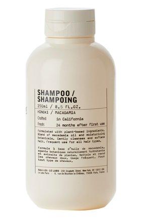 Женский шампунь для волос hinoki LE LABO бесцветного цвета, арт. 842185102168 | Фото 1