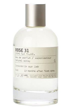 Парфюмерная вода Rose 31 | Фото №1