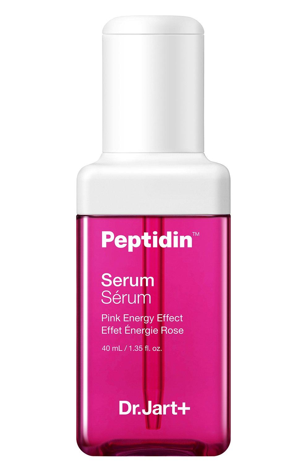 Женская энергетическая пептидная сыворотка для упругости и сияния peptidin DR.JART+ бесцветного цвета, арт. 8809535805041 | Фото 1
