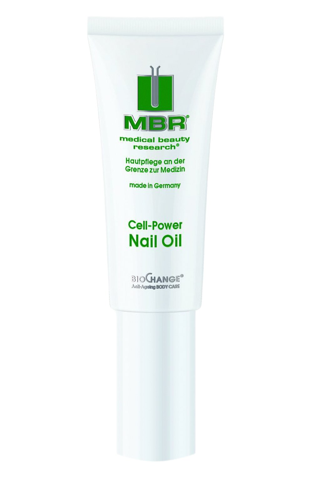 Масло для ногтей biochange cell-power nail oil MEDICAL BEAUTY RESEARCH бесцветного цвета, арт. 1616 | Фото 1