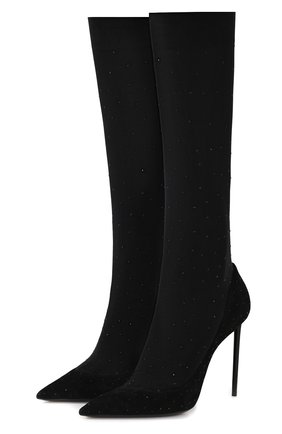 Замшевые туфли Zoe | Фото №1