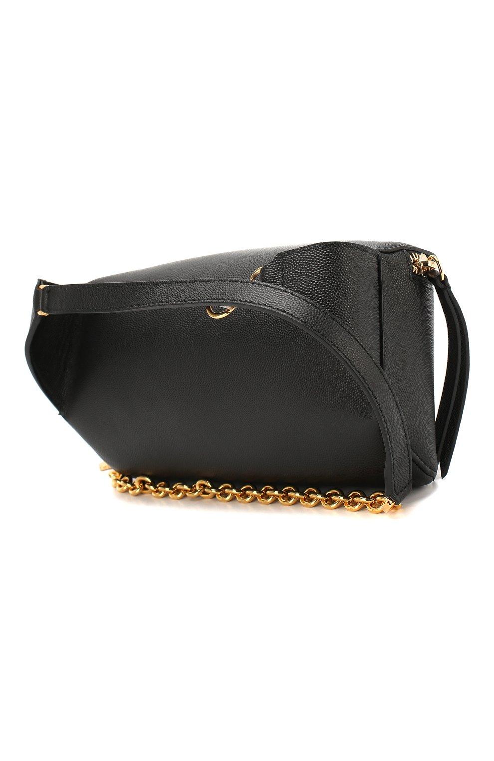e9d2f1af66bd Женская черная поясная сумка isola FURLA — купить за 19500 руб. в ...