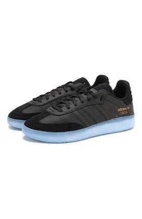 Кожаные кроссовки Samba RM   Фото №1