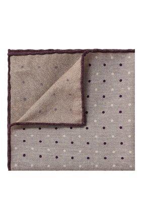 Платок из смеси хлопка и шерсти | Фото №1