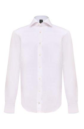 Мужская хлопковая сорочка VAN LAACK белого цвета, арт. RIVARA-TFN/132241 | Фото 1