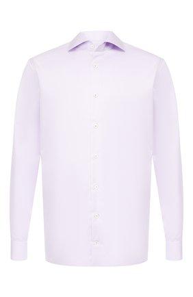 Мужская хлопковая сорочка VAN LAACK сиреневого цвета, арт. RIVARA-TFN/132241 | Фото 1