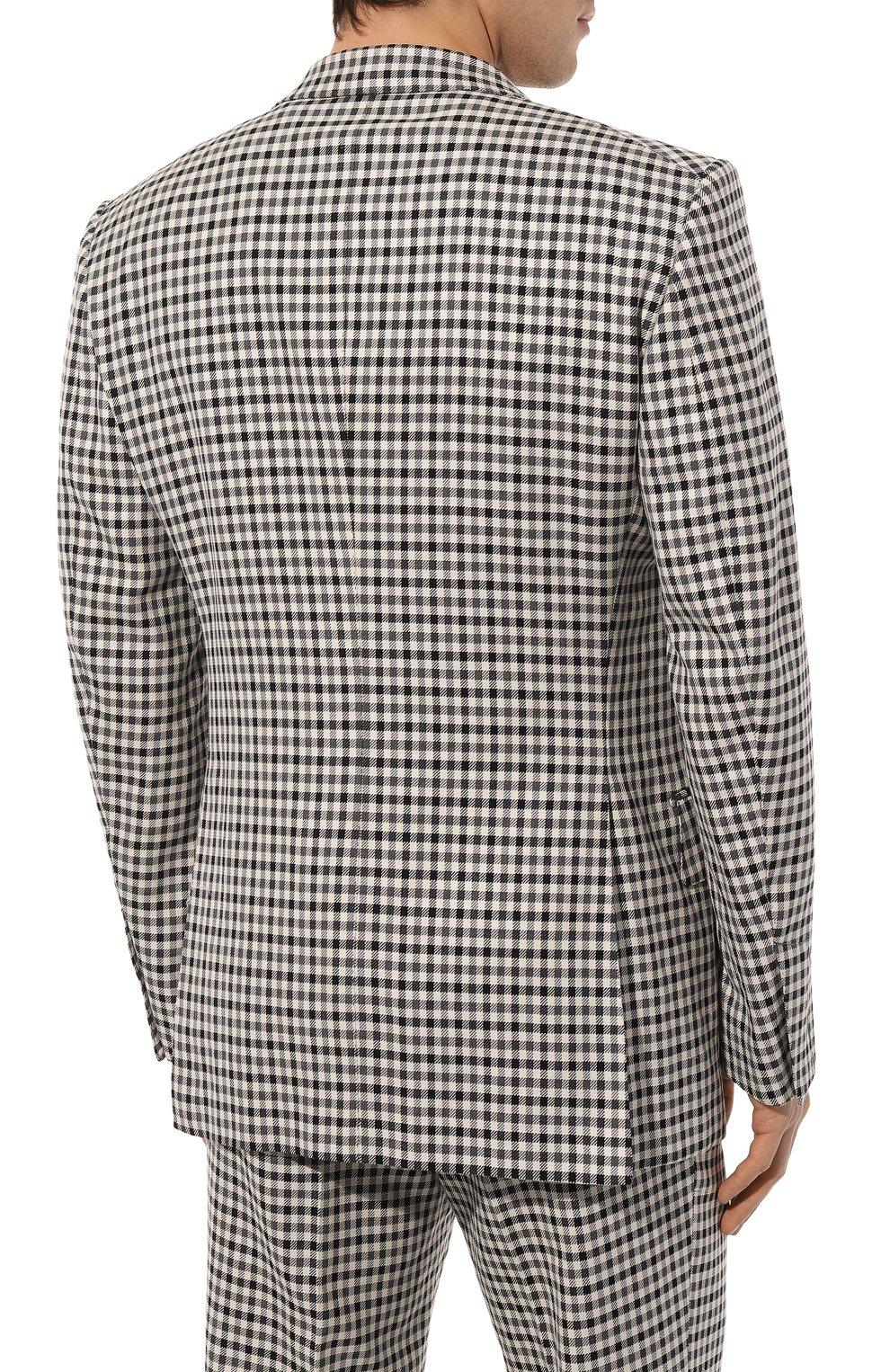 e0f2875d8c99b Чёрно-Белые мужские костюмы по цене от 209 500 руб. купить в  интернет-магазине ЦУМ