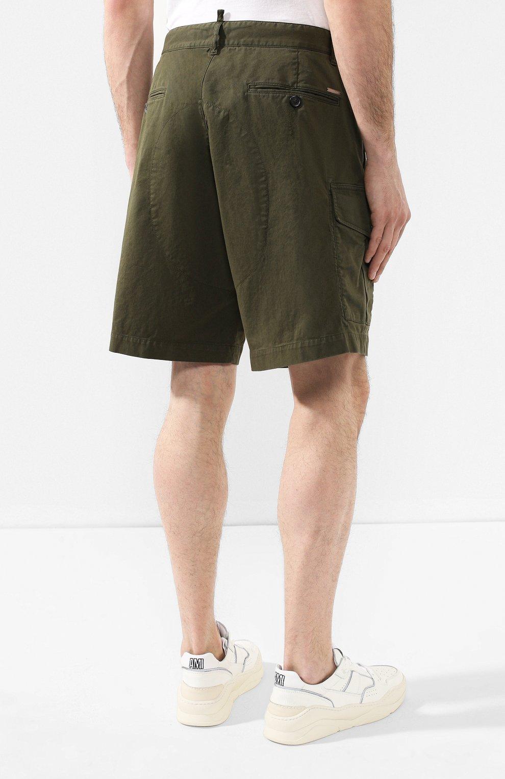 Хлопковые шорты | Фото №4