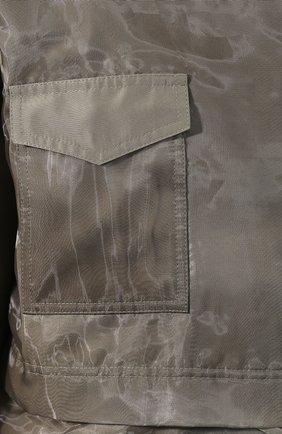 Куртка с накладными карманами | Фото №5