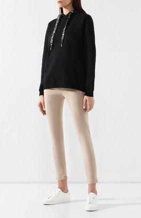 Укороченные брюки | Фото №2