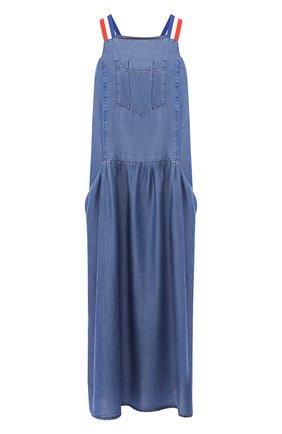 Платье свободного кроя | Фото №1