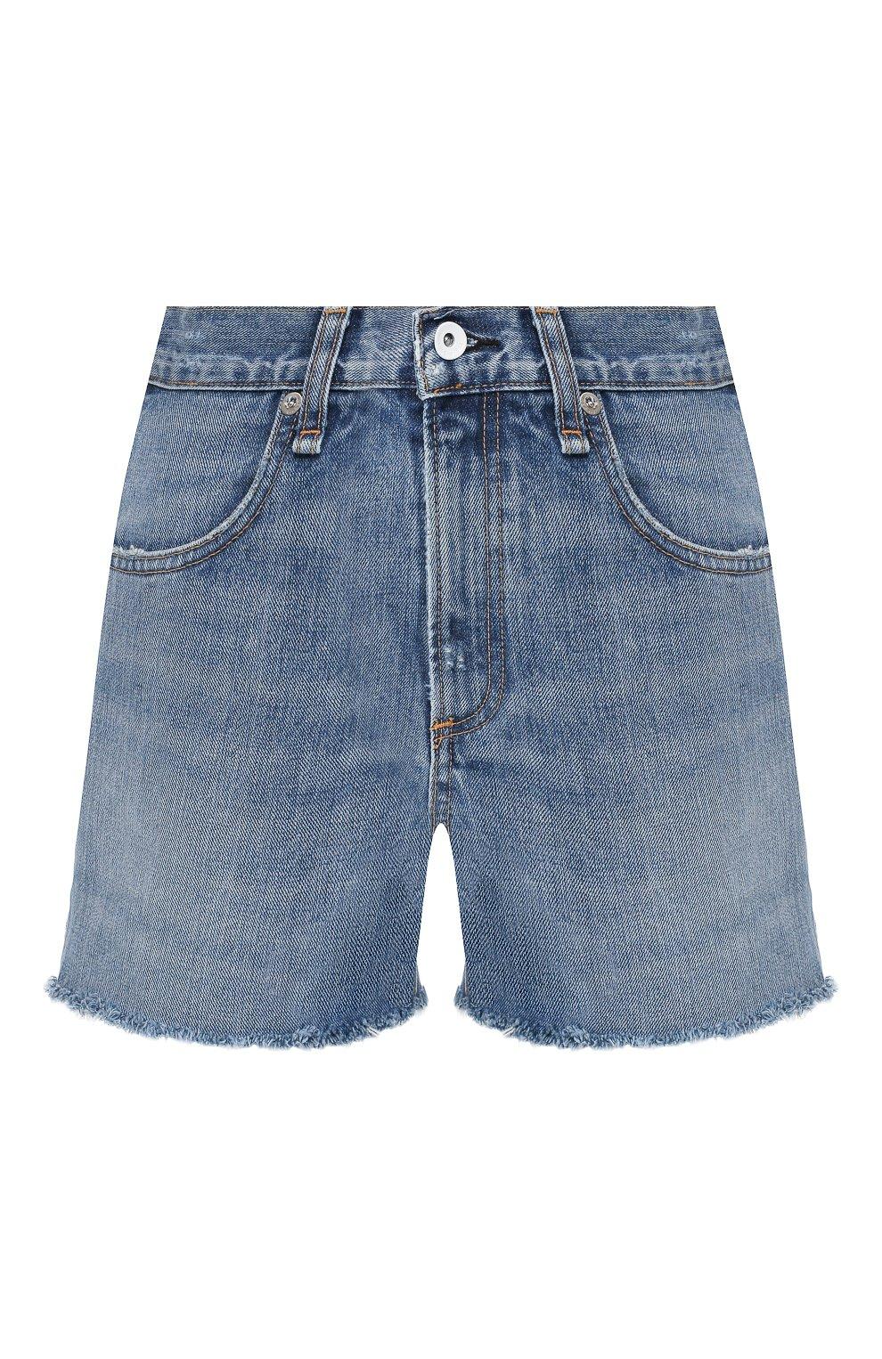 Джинсовые шорты   Фото №1