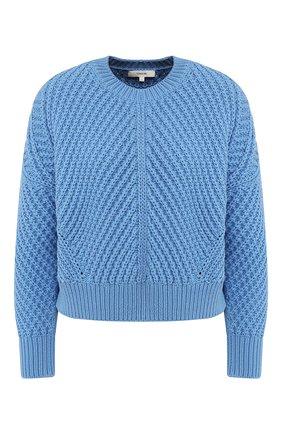 Вязаный пуловер | Фото №1