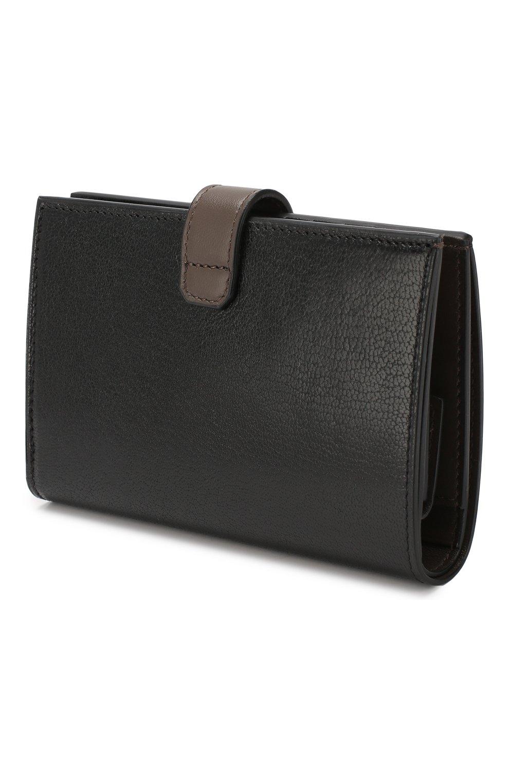 Кожаный кошелек GV3 | Фото №2