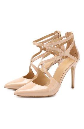 Кожаные туфли Katia | Фото №1
