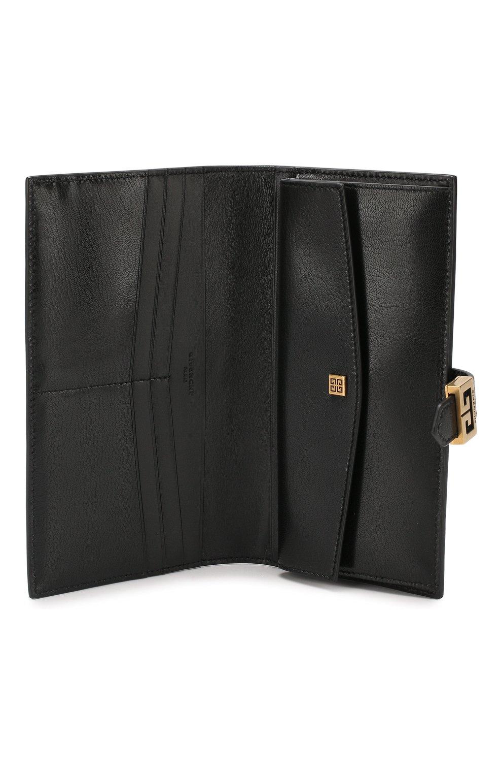 Кожаный кошелек GV3 | Фото №3