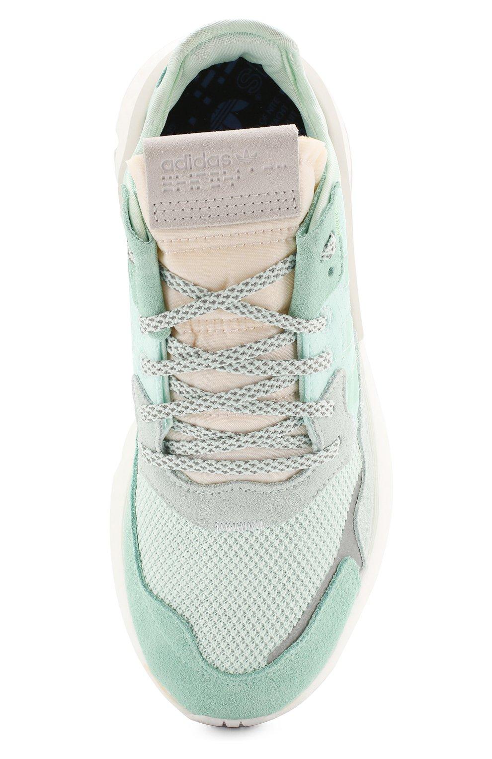 Текстильные кроссовки Nite Jogger   Фото №5