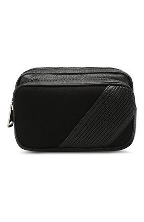 Кожаная поясная сумка MC3 | Фото №1