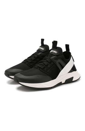 Комбинированные кроссовки Jago | Фото №1
