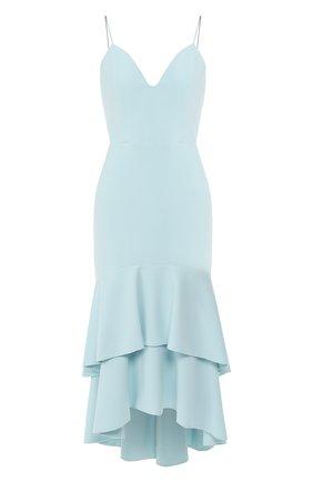 Платье с оборками | Фото №1
