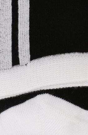 Женские хлопковые носки OROBLU черного цвета, арт. V0BFCF86SM | Фото 2