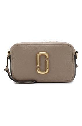 Женская сумка the softshot 21 MARC JACOBS (THE) бежевого цвета, арт. M0014591 | Фото 1