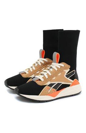 Текстильные кроссовки Bolton Reebok x Victoria Beckham | Фото №1