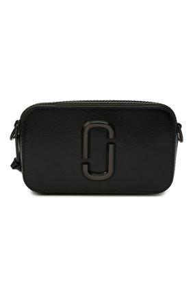 Женская сумка snapshot MARC JACOBS (THE) черного цвета, арт. M0014867   Фото 1