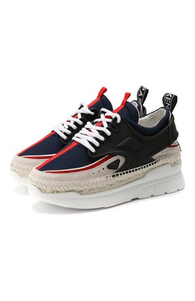 Комбинированные кроссовки Pike | Фото №1